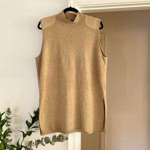 Polo Ralph Lauren Knit Wool Sleeveless Sweater